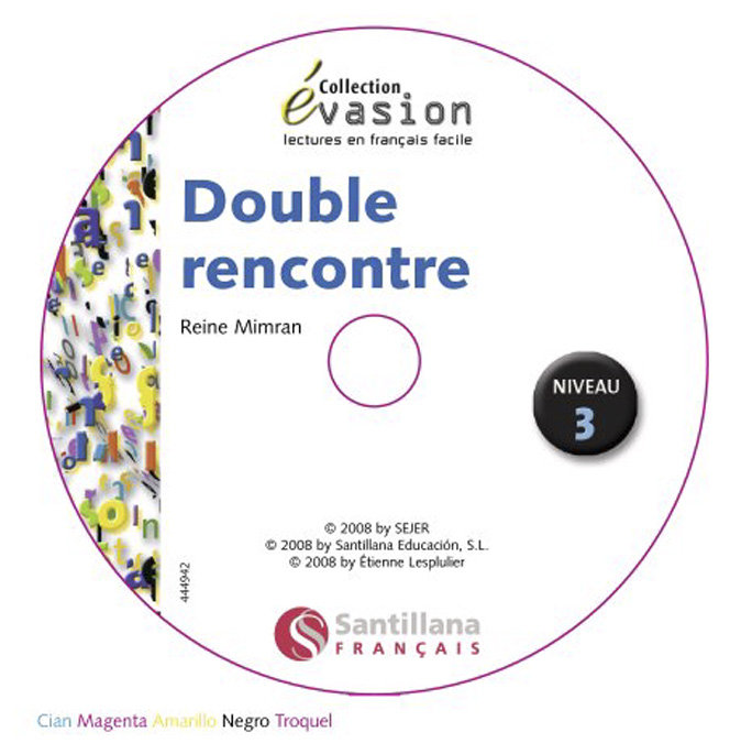 Double rencontre+cd evasion 3 pack