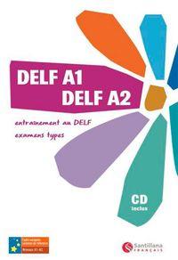 Delf a1-a2 +cd