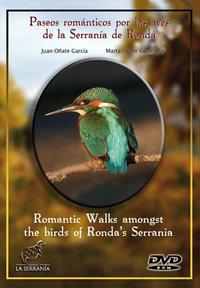Paseos romanticos por las aves de la serrania de ronda dvd