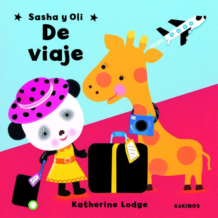 De viaje sasha y oli