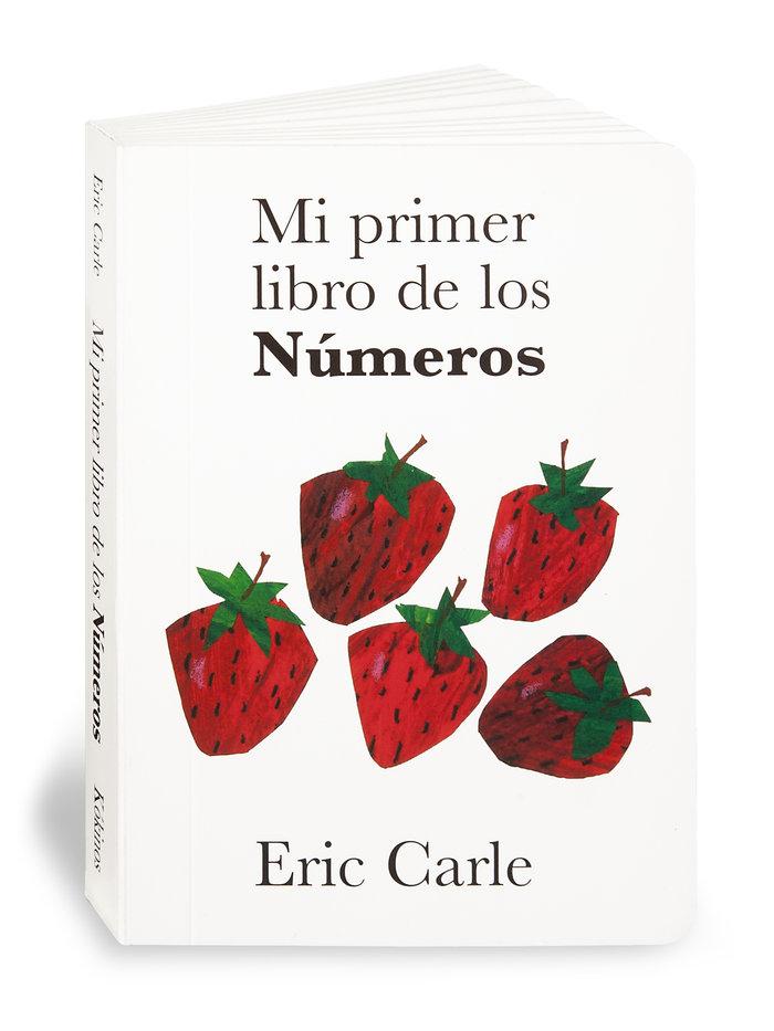 Mi primer libro de los numeros
