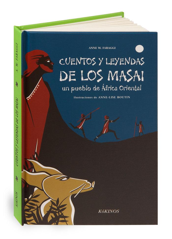 Cuentos y leyendas los masai