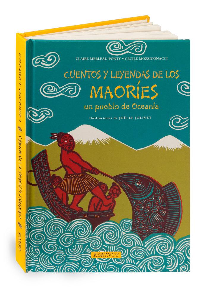 Cuentos y leyendas de maories