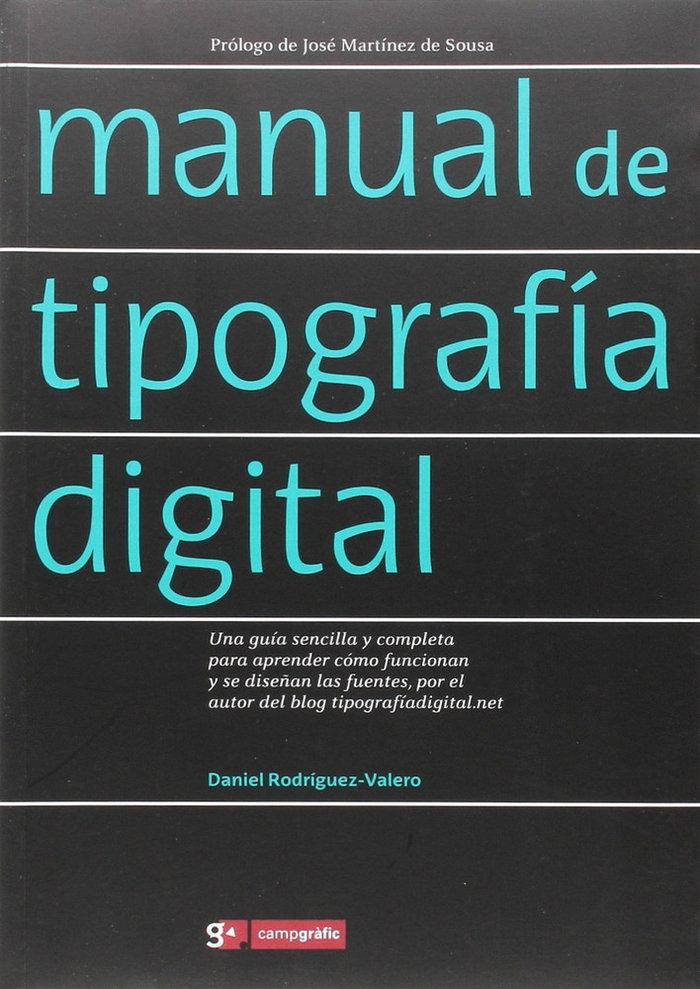 Manual de tipografia digital