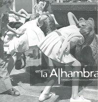 En la alhambra turismo y fotografia