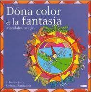 Dona color a la fantasia, mandales magics