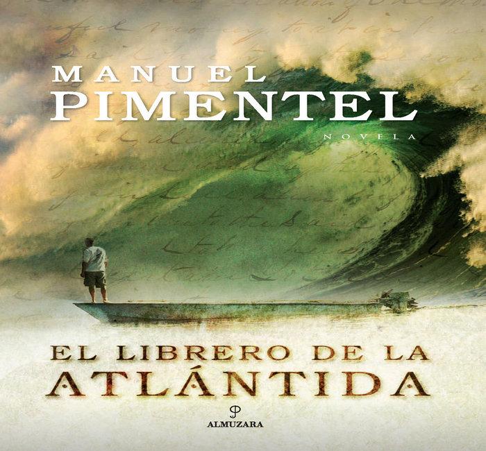 Librero de la atlantida,el