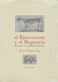 Rinoceronte y el megaterio,el