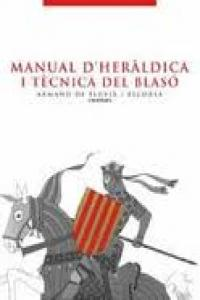Manual d'heraldica i tecnica del blaso