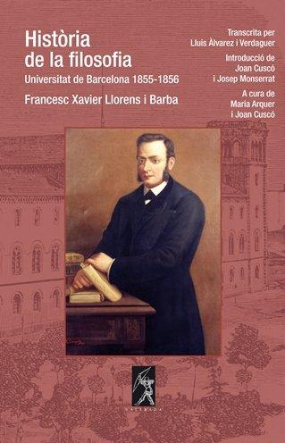 Historia de la filosofia universitat de barcelona 1855 1856
