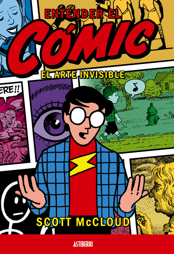 Entender el comic arte invisible 2ªed