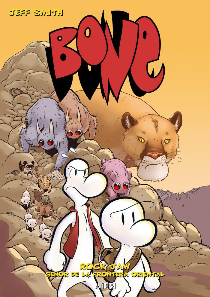 Bone 5 rock jaw seÑor de la frontera oriental