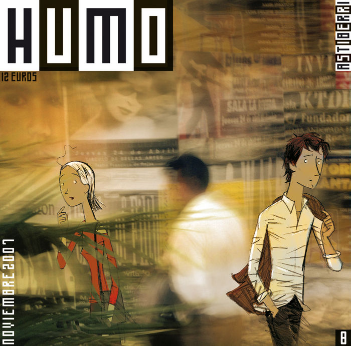 Humo revista numero 8