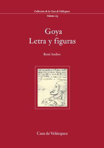 Goya. letra y figuras