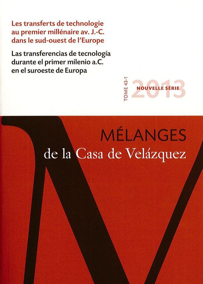 Les transferts de technologie au premier millenaire  av. j.-
