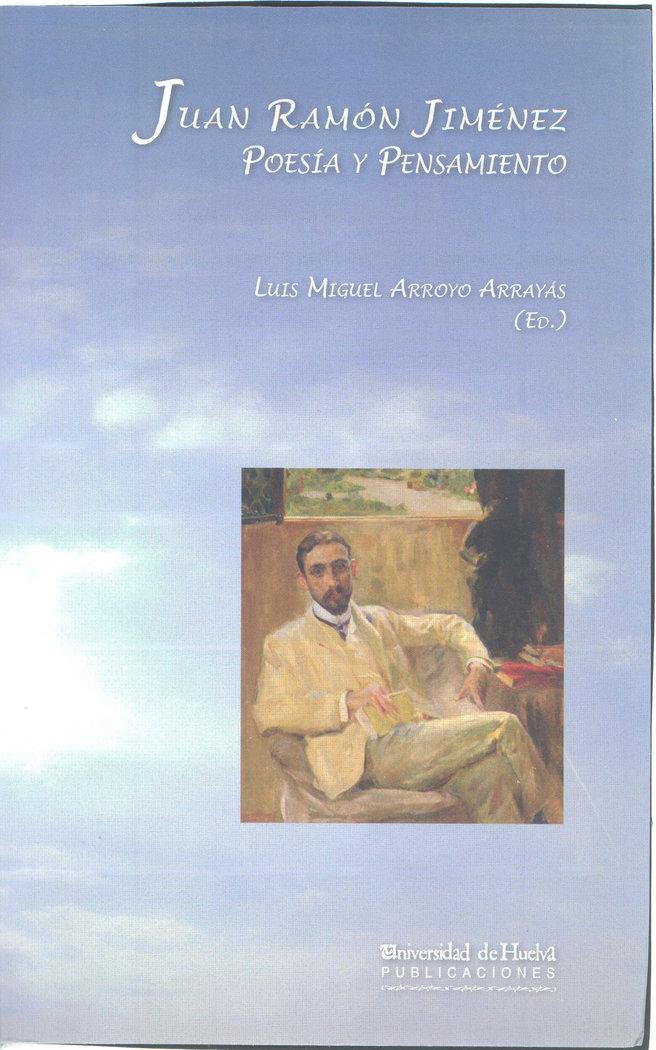 Juan ramon jimenez : poesia y pensamiento