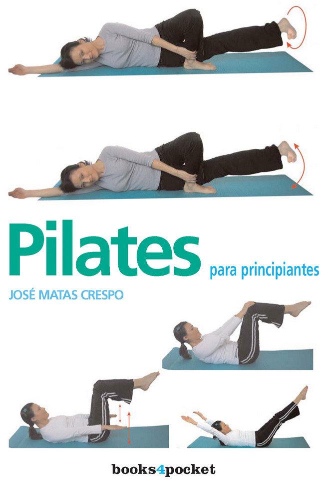 Pilates para principiantes b4p bolsillo