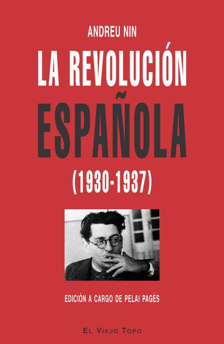 Revolucion española 1930-1937