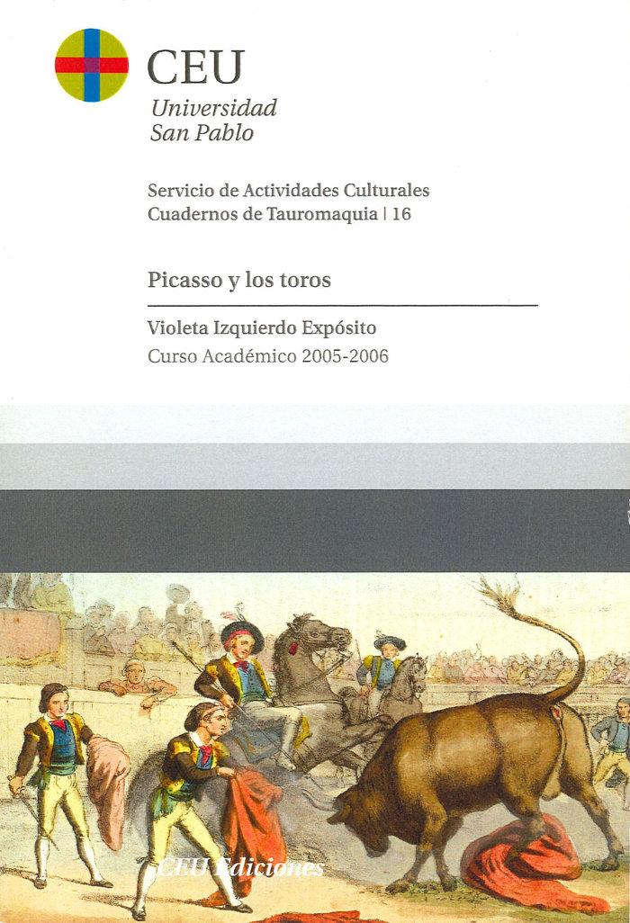 Picasso y los toros