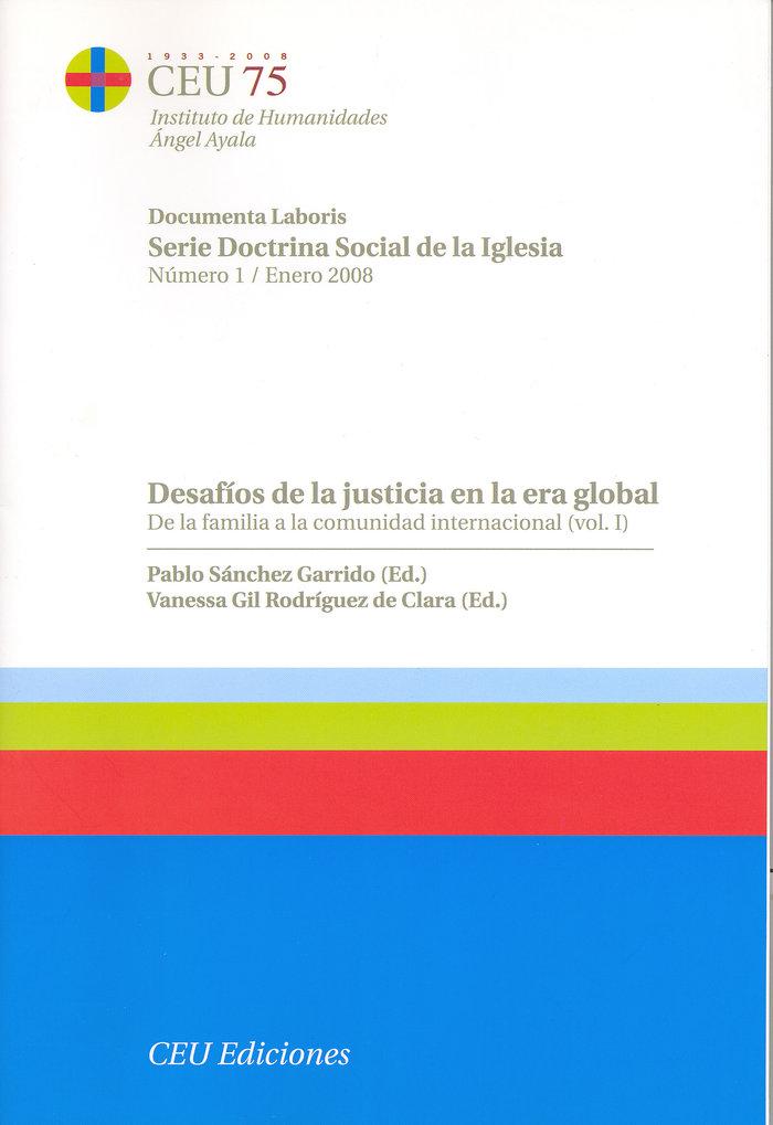 Desafios de la justicia en la era global ( 2 volumenes )