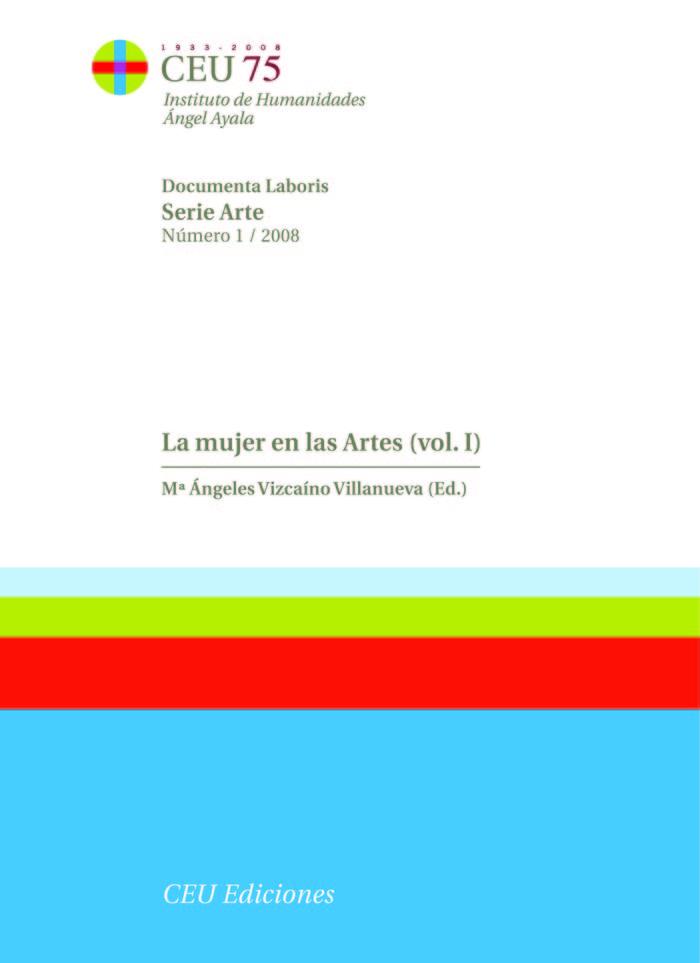 Mujer en las artes ( dos volumenes),la