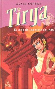 Tirya y el lobo siete colinas