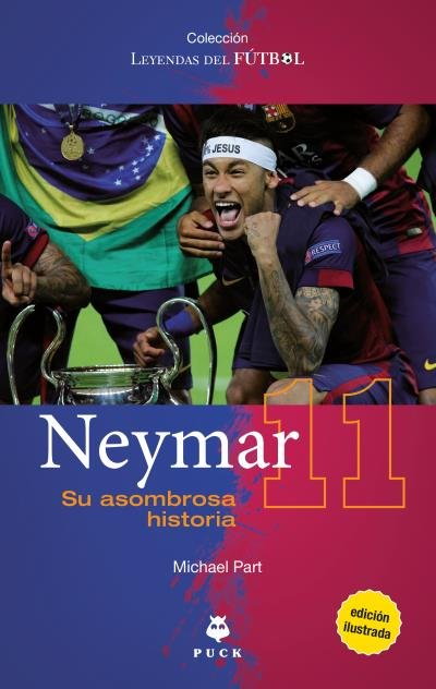 Neymar su asombrosa historia