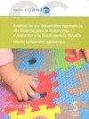 Analisis desarrollos normativos sistema autonomia y atencion