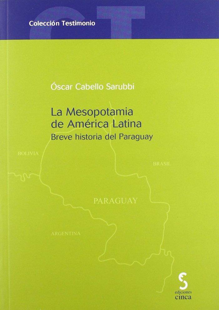 Mesopotamia de america latina,la