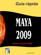Maya 2009 guia rapida paso a paso