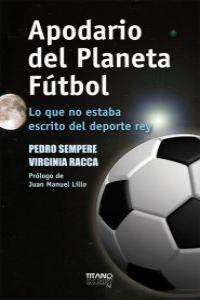 Apodario del planeta futbol