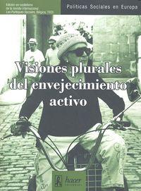 Ppsse 32 visiones plurales del envejecimiento activo
