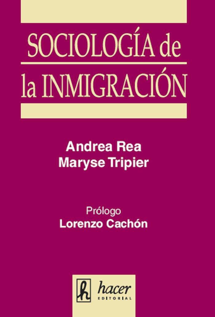 Sociologia de la inmigracion