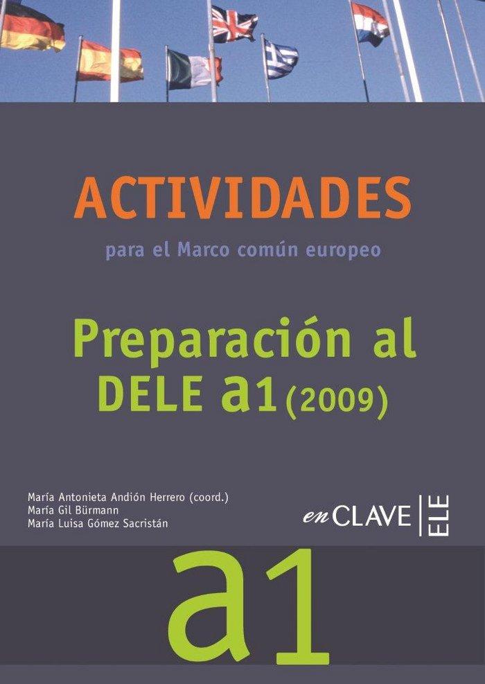 Actividades marco comun europeo a1 preparacion al dele a1