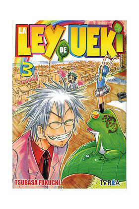 Ley de ueki  3,la