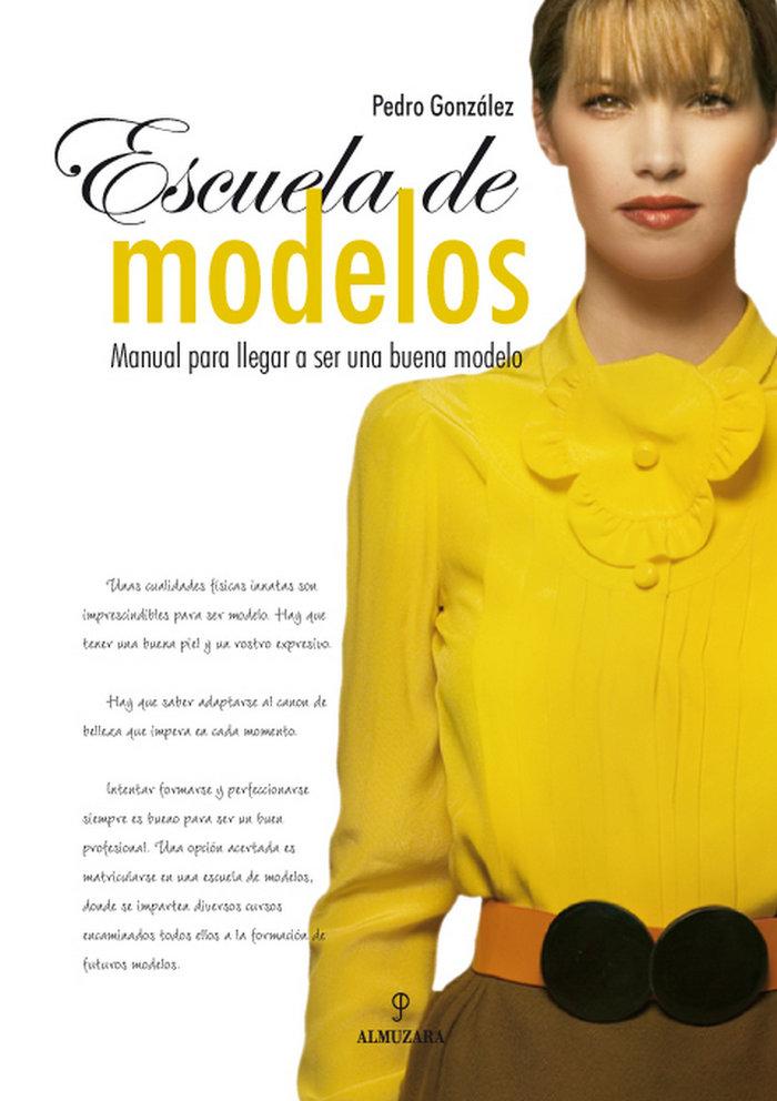 Escuela de modelos + cd