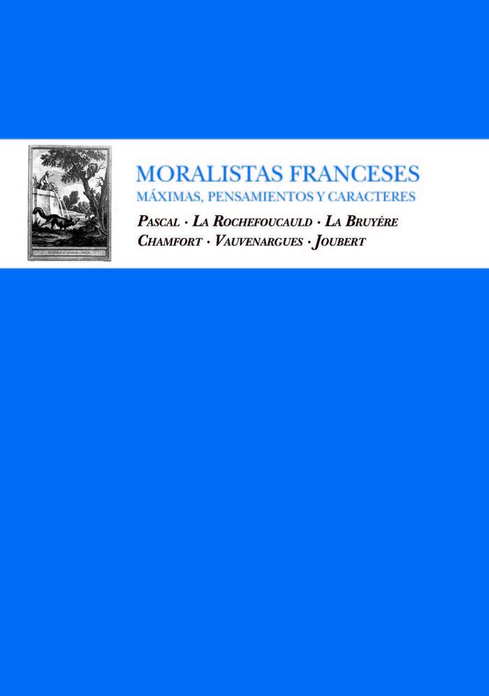 Moralistas franceses