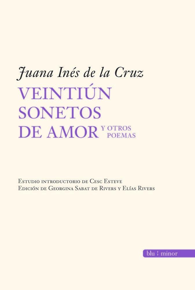 Veintiun sonetos de amor y otros poemas