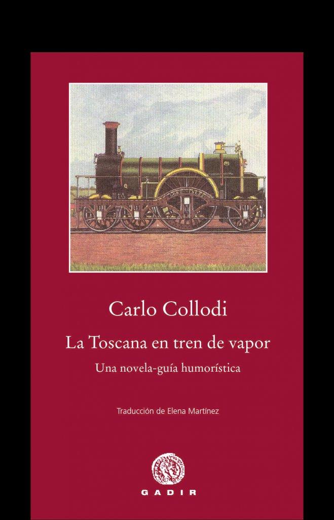 Toscana en tren de vapor