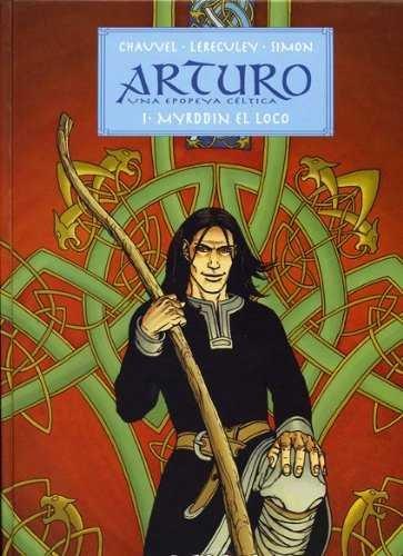 Arturo 1 myrddin el loco