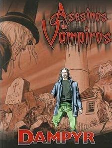 Dampyr, asesinos de vampiros