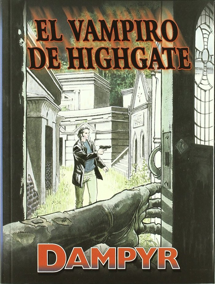 Dylan dog, el vampiro highgate