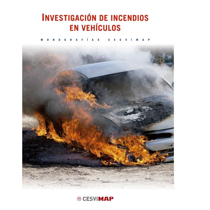 Investigacion de incendios en vehiculos