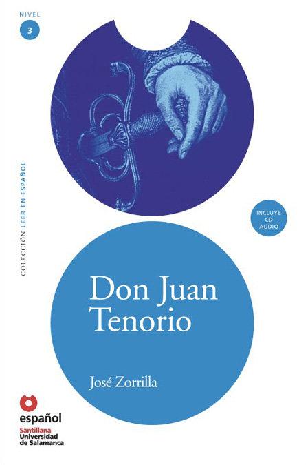 Don juan tenorio (+cd)