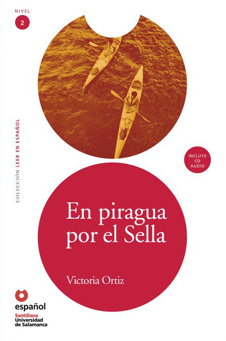 En piragua por el sella leer en español nivel 2