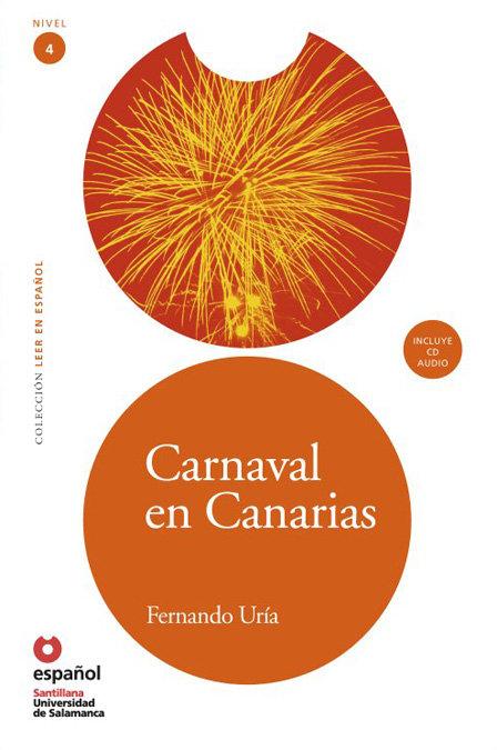 Carnaval en canarias + cd ed10  nivel 4