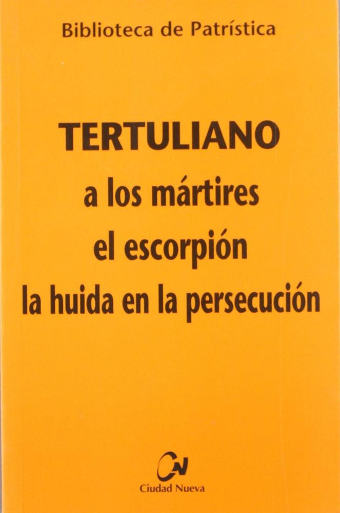 A los martires - el escorpion - la huida en la persecucion