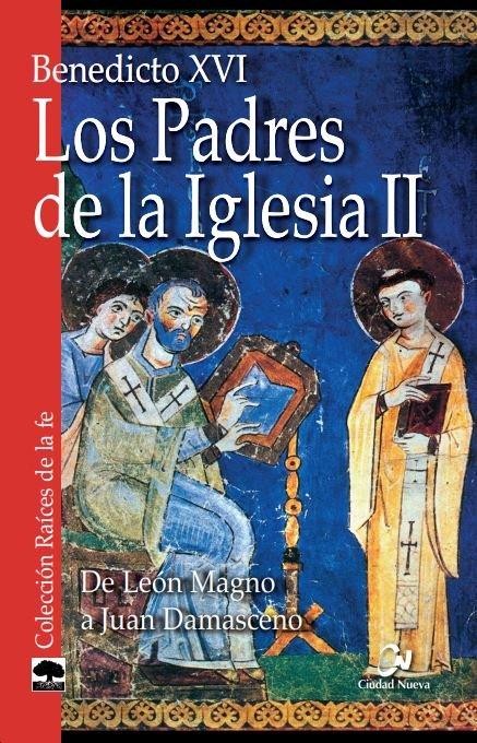 Padres de la iglesia ii. de leon magno a juan damasceno,los
