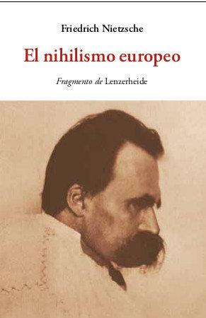 Nihilismo europeo,el