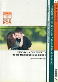 Habilidades sociales i eos pr